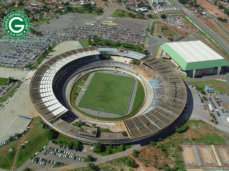 Goiás Esporte Clube, Estadio Serra Dourada