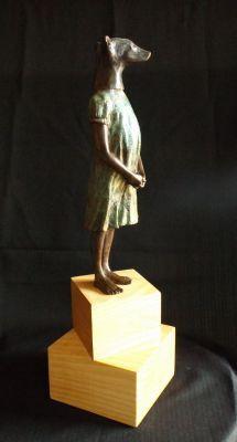 Therianthrope 2 Bronze Jacaranda