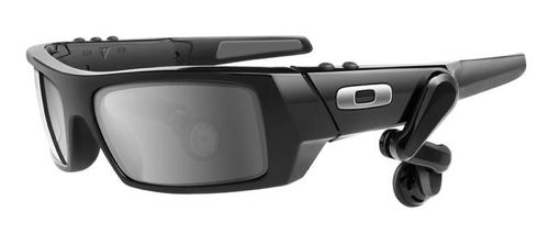 Google is working on twitch-responsive sci-fi-style head-up display glasses. The new tech includes a cursor that responds to head movements - sweet!