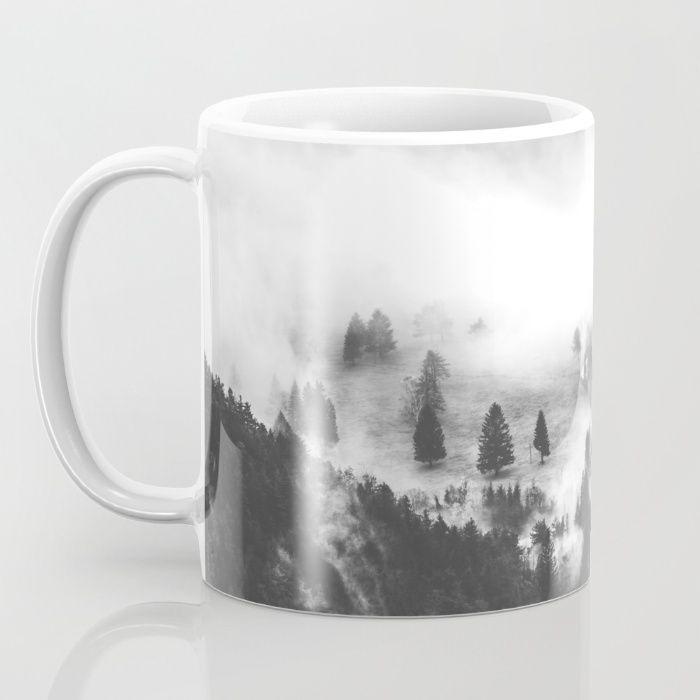 Ghostly Mug by Mixed Imagery | Society6