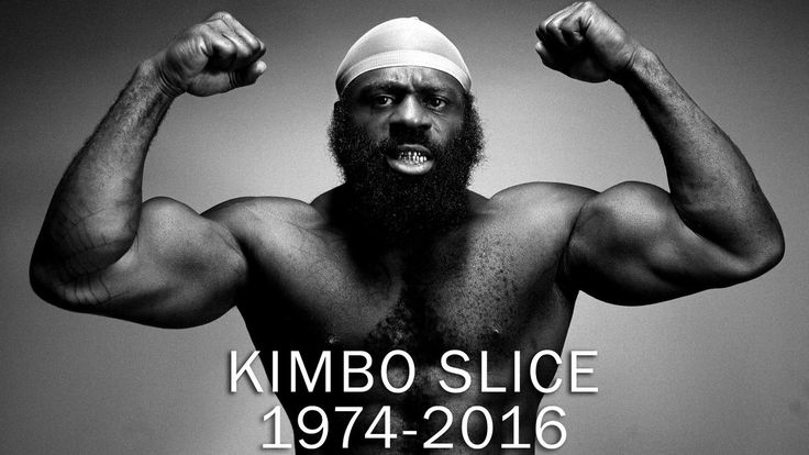 Kimbo Slice RIP