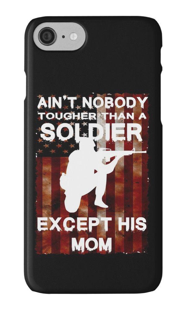 Veteran Soldier Mom III by addaelami