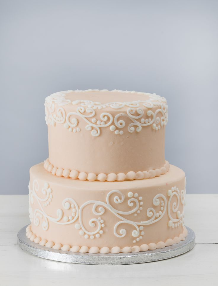 """""""Peach Passion"""" from Martin's Bake Shoppe"""
