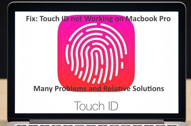 Touch ID not working on Macbook Pro for Unlock/ Apple Pay or App Store