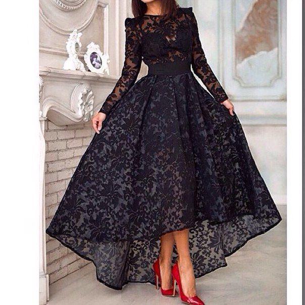 Роскошные арабский стиль с длинным рукавом халат де вечер элегантный абая дубай кафтаны кафтан кружева бато платье-линии мусульманин вечерние платья