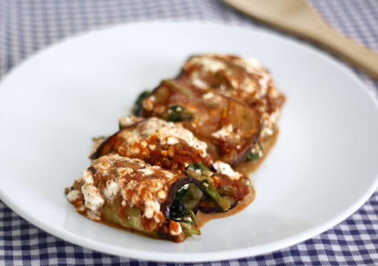 Dit recept is een skinny variatie op het zeer populaire 5 or less Cannelloni-recept van Nina. Cannelloni maak je officieel met velletjes pastadeeg. Bij deze ski