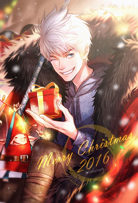 Merry Christmas 2016 by kanapy-art.deviantart.com on @DeviantArt