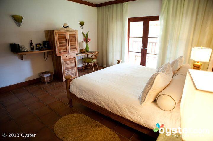 The Garden Verandah Suite at Couples Swept Away Negril, Jamaica