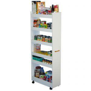 Portable Pantry Shelves