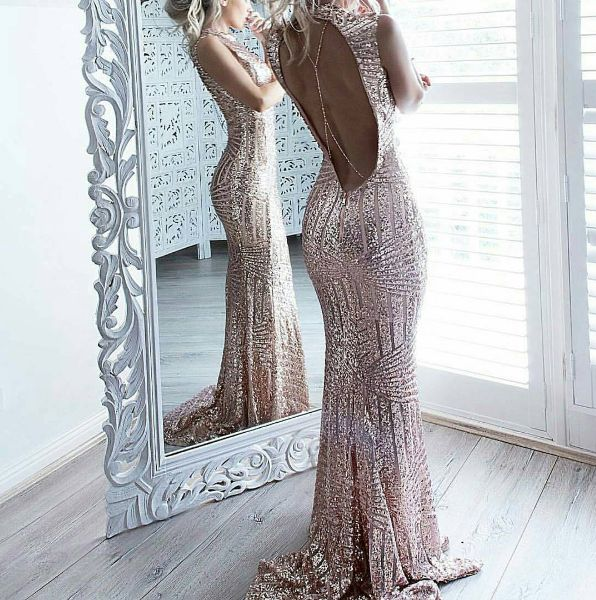 Sweet Caroline Open-Back Sequin Maxi Dress - https://dreamclosetcouture.us/collections/new-arrivals/products/sweet-caroline-open-back-sequin-maxi-dress