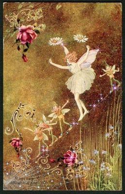 Ida Rentoul Outhwaite Fairies ❤