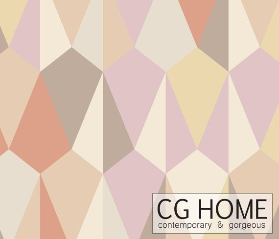 The CGHOME stunning collection of removable eco-friendly wallpapers. The removable wallpaper, perfect for DIY room makeovers and rentals. Our patterns