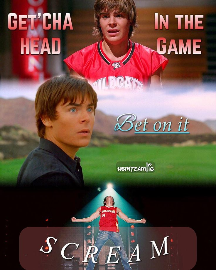 """Troy song in all the movies ❤️ QOTD: What's your favorite? Mine's Scream"""