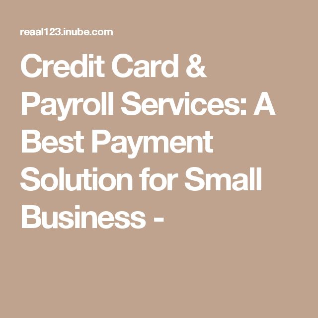 38 best Credit Card and Payroll Company images on Pinterest Credit