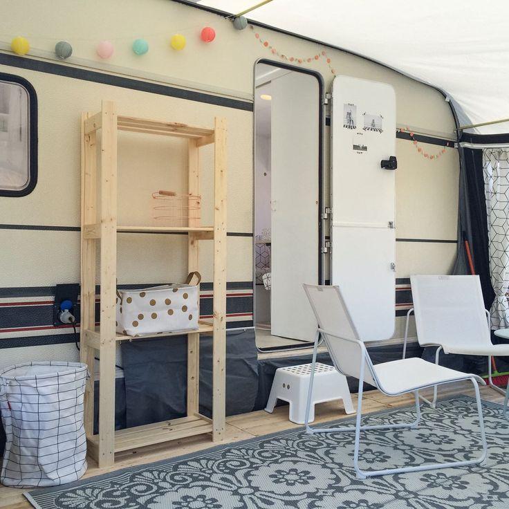 25 beste idee n over caravan interieurs op pinterest caravan makeover vintage caravan - Ideeen deco blijven ...