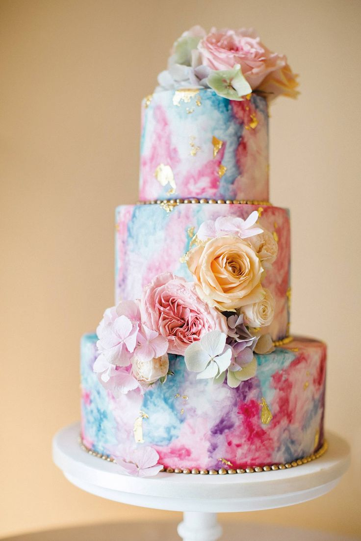 Wedding Cakes – (Cup) cakes