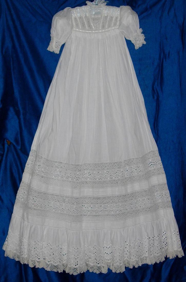 Antique Christening Gowns, Christening Accessories - ChristeningBabyAngel