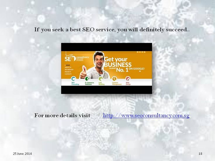 Top Rated SEO Singapore Company in 2014.. http://www.seoconsultancy.com.sg