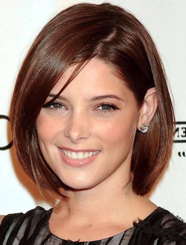 chin length haircuts the 25 best neck length hairstyles ideas on 9741