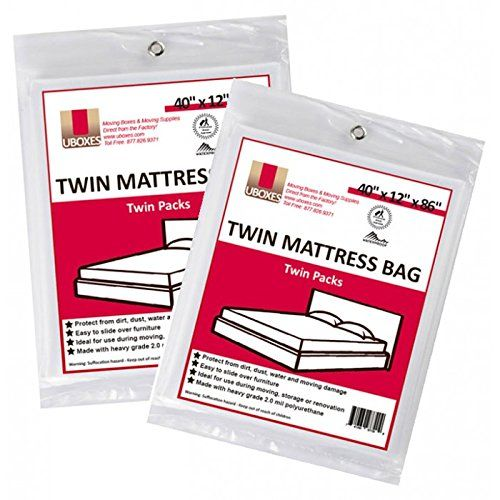 4 Twin Size Mattress Covers Bags 40 X 12 86 2 Sets Of For Box Spring