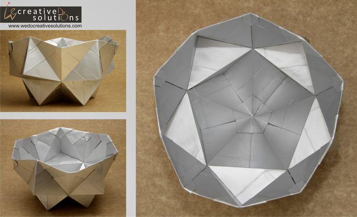 Tetra pak bowls