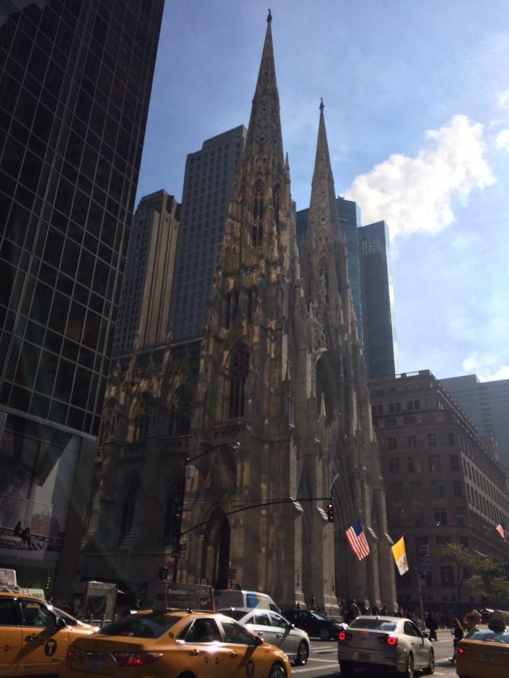 Saint Patrick's Cathedral New York City © Sarah Murphy