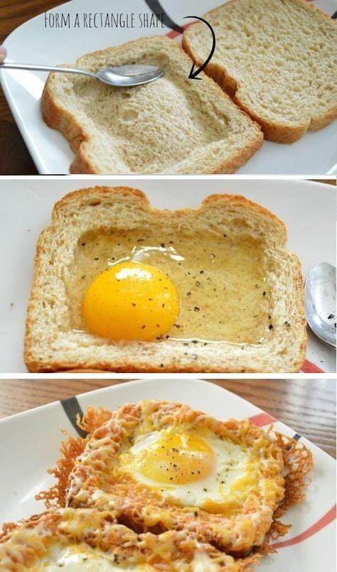 10 вкуснейших завтраков за 15 минут