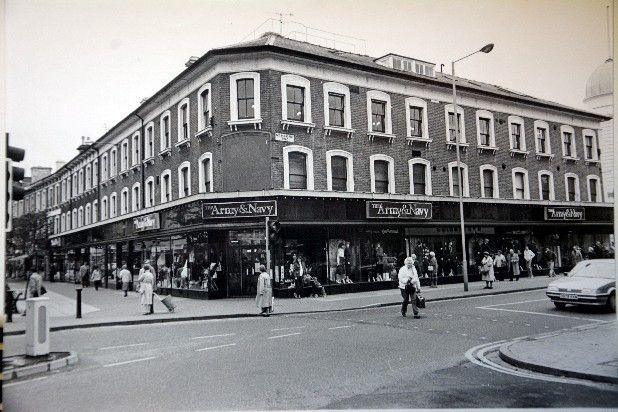 Tunbridge Wells  1970s and 80s