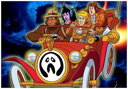 The Original Ghostbusters (Os Fantasmas) / 1986 / Filmation Associates #cartoons Great afternoon cartoon