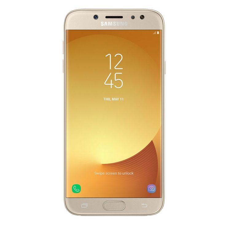 "Samsung Galaxy J7 Pro SM-J730G (5.5"", 13MP, 32GB/3GB) - Gold - Unlocked, 100% Australian Stock"