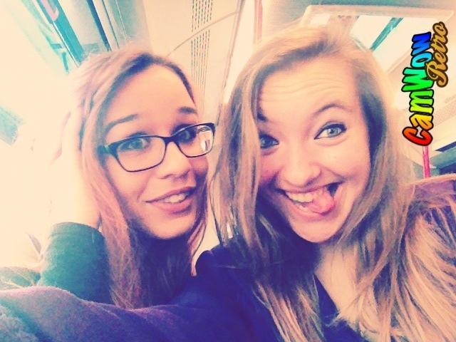 Me and Cristiana ❤ BFF ❤