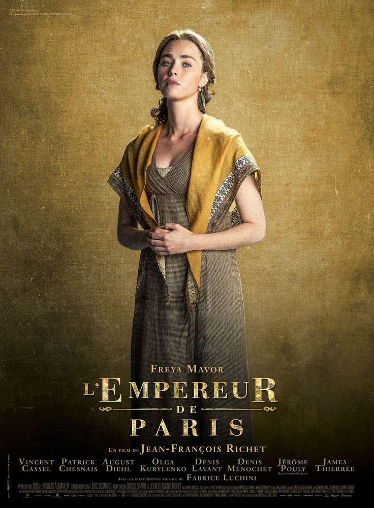 Film L Empereur De Paris : empereur, paris, Emperor, Paris, (2018), Period, Drama, Movies,, Movie,, Recent, Movies
