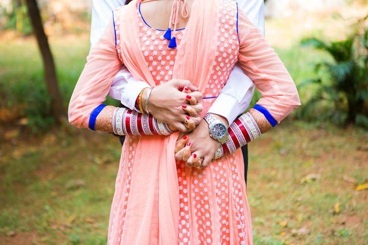 💞Won't let you go! Photo by Deepa Netto, Mumbai #weddingnet #wedding #india #indian #indianwedding #saree #realwedding #prewedding #photoshoot #photoset #hindu #inspirations #weddinglocation #couple #nature #outdoor #portrait #love
