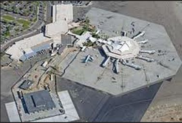 Layout - Palm Springs International Airport