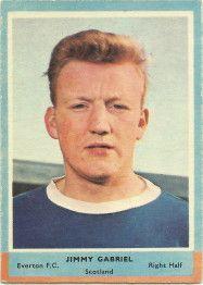 22. Jimmy Gabriel  Everton