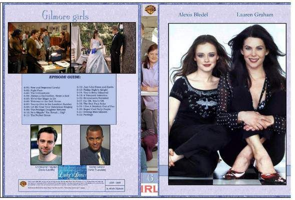 Gilmore girls season 6 . Share files Online