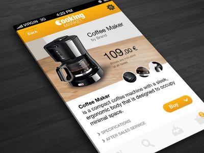 App Cooking Market