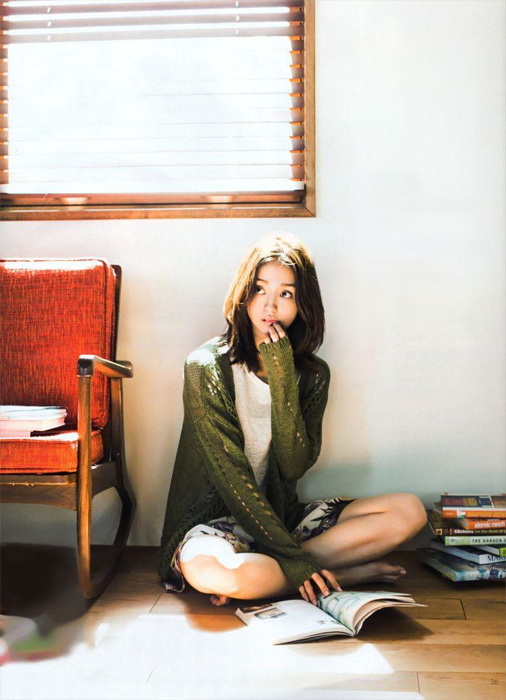 "licoricewall: "" 松島花 (Hana Matsushima): Oggi """