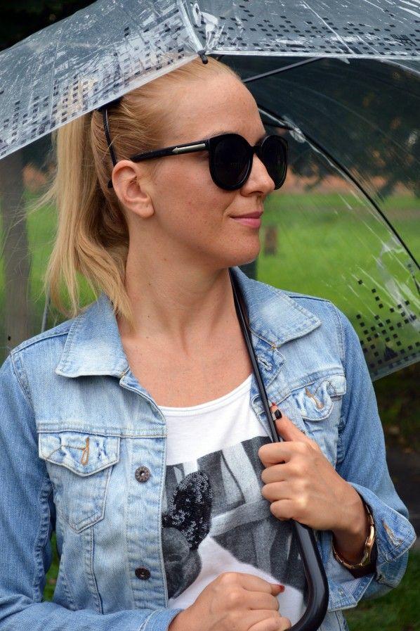Umbrella and Wellies #4