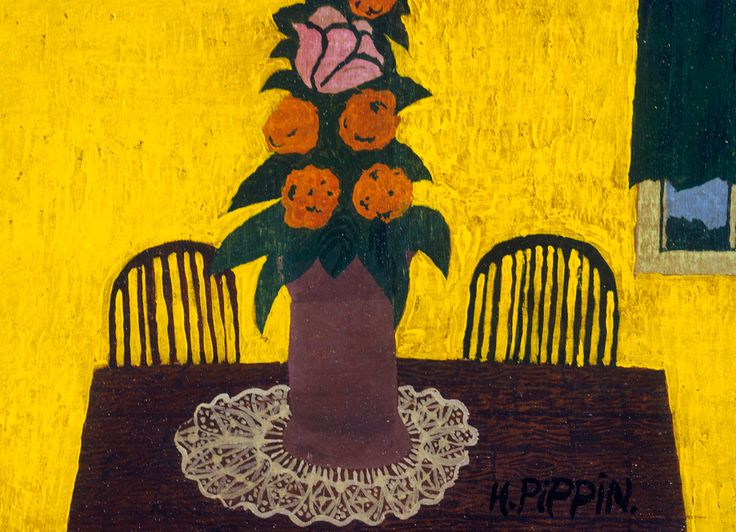 GORGEOUS -- horace pippin