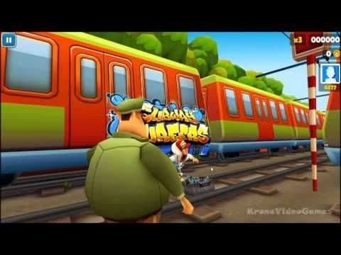 Subway Surfers Gameplay PC HD - YouTube