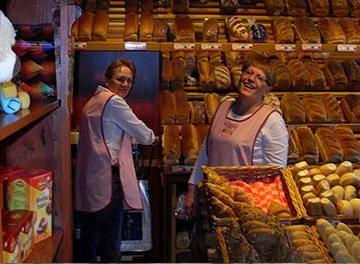 Ambachtsbakker Oude Hilbert: ambachtelijke brood en #banketbakkerij in #Eibergen.