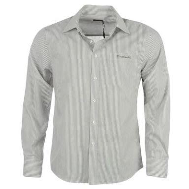 Pierre Cardin Long Sleeve Stripe Shirt  2190