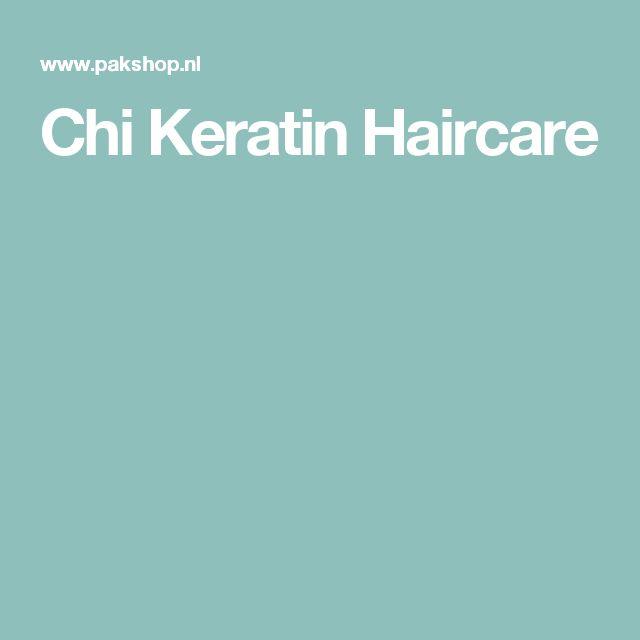 Chi Keratin Haircare