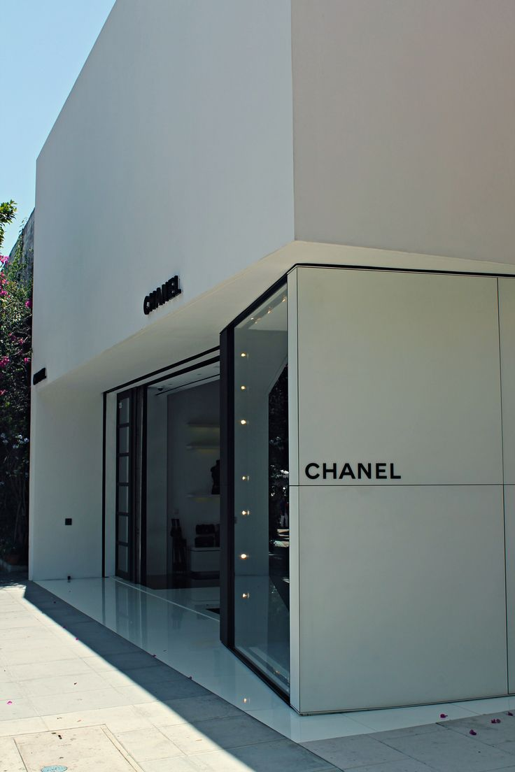 #Chanel #Store