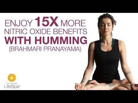 Brahmari Pranayama: Enjoy 15x More Nitric Oxide Benefits