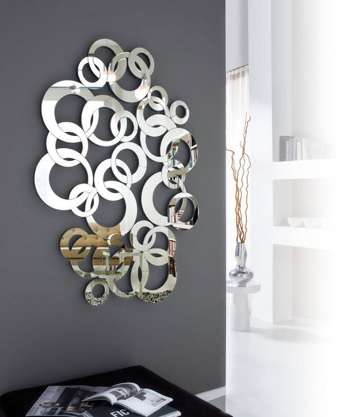 M s de 25 ideas incre bles sobre espejos de pared for Espejos circulares decorativos