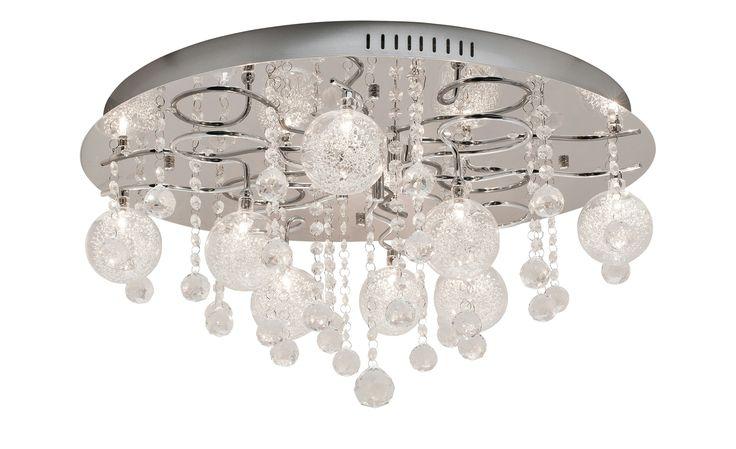 Paul Neuhaus Deckenleuchte rund mit 8 Glaskugeln Jetzt bestellen unter: https://moebel.ladendirekt.de/lampen/deckenleuchten/deckenlampen/?uid=26f60f95-7ebe-52bf-af33-345e73a02b9d&utm_source=pinterest&utm_medium=pin&utm_campaign=boards #deckenleuchten #lampen #deckenlampen