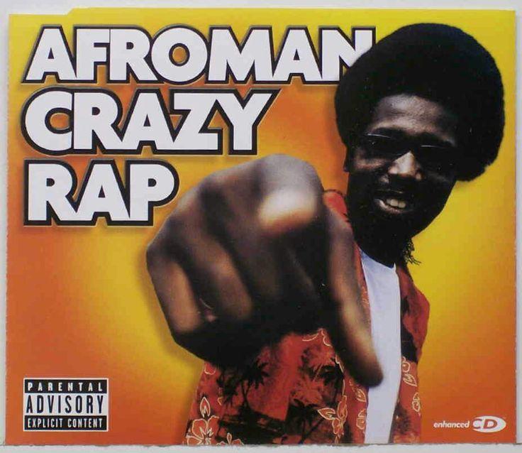 Afroman - Crazy Rap (Colt 45).