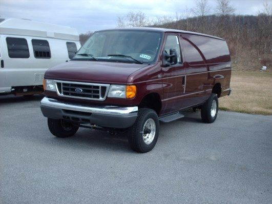 1000+ ideas about 4x4 Van on Pinterest | Chevy Vans, Dodge ...